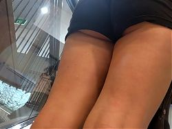 Bare Candid Legs - BCL#235