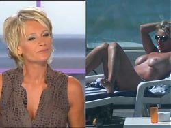 Sophie Davant TV et topless
