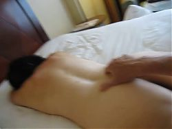 Milf gets Massage Part 3