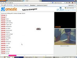 Fooling around with Omegle & Reactions