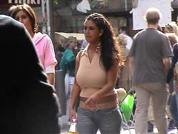 BEST OF BREAST - Busty Candid 04